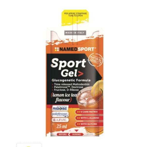 copia de NAMED SPORT GEL GLUCOGENIC FORMULA  25ML