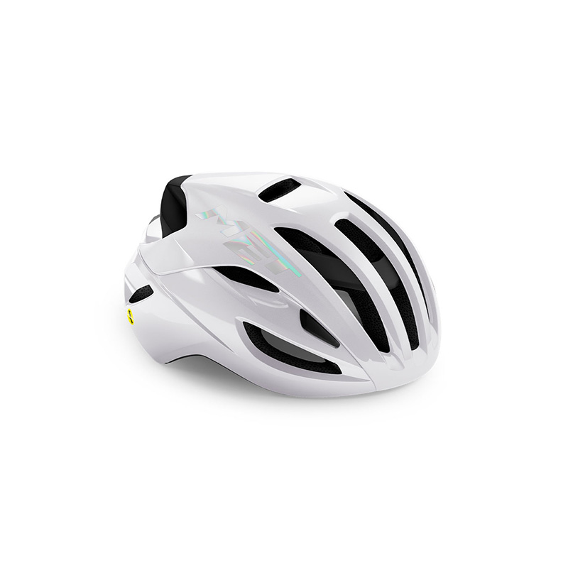 CASCO MET RIVALE MIPS BLANCO BRILLO 2021